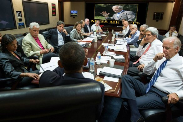 Obama's scary unserious cabinet
