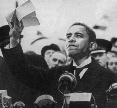 Obamaworld in a Matt Drudge nutshell