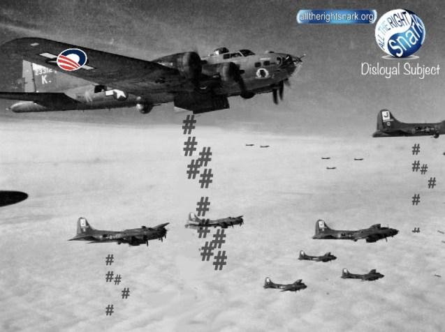 Hashtag Blitzkrieg