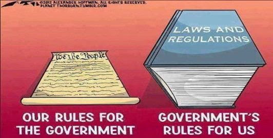 Our rules for government