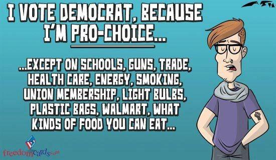 Totalitarian Democrat