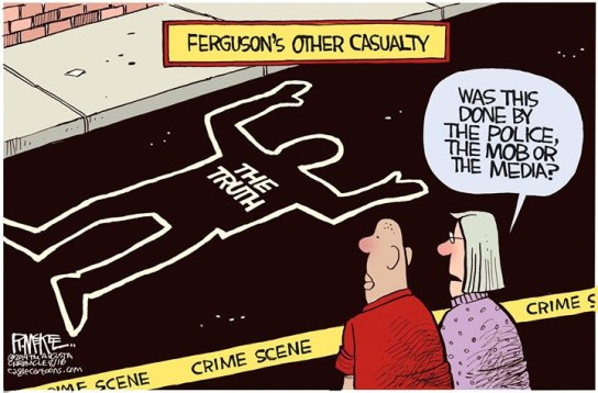 The real Ferguson tragedy