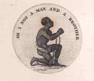 Wedgwood slave am I not a man and a brother