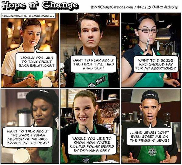 Starbucks conversations