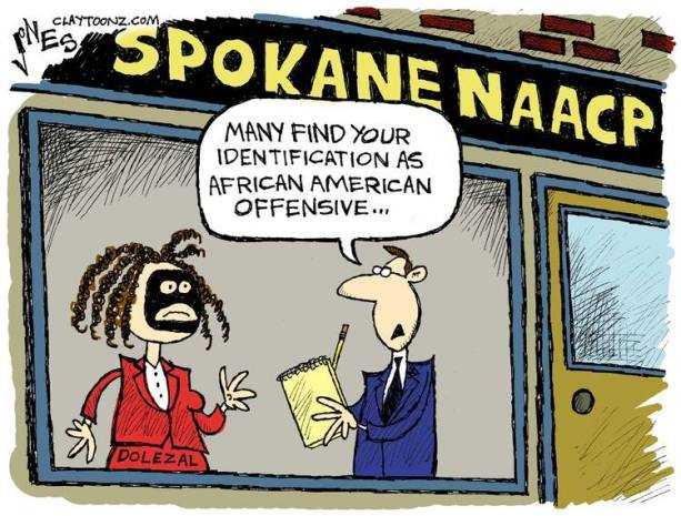 Dolezal cartoon
