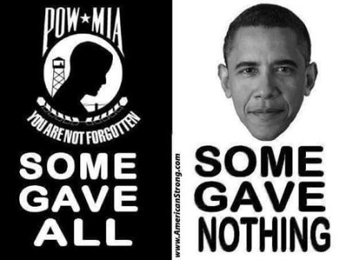 Obama gave nothing