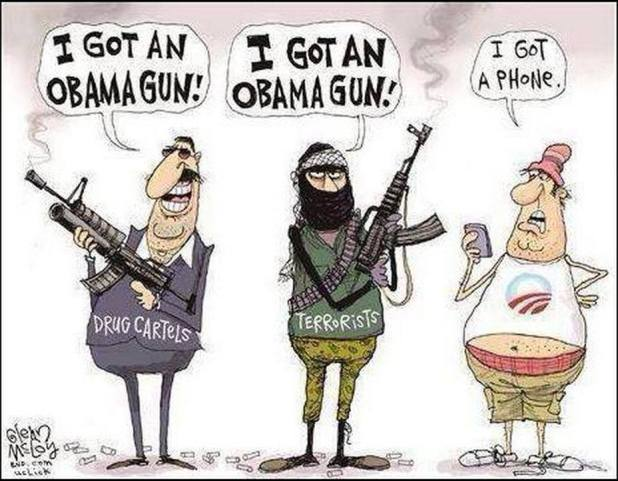 Obama's gun control