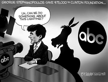 Stephanopoulos and Democrats