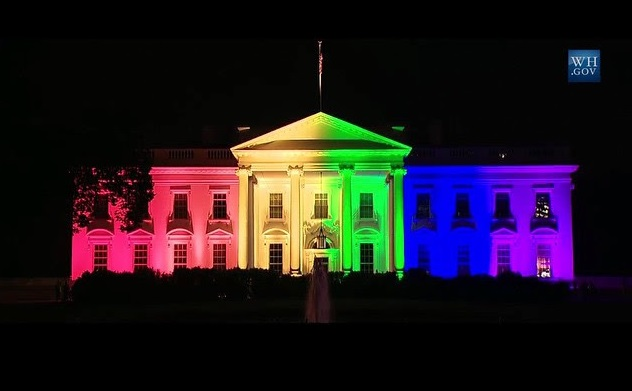 WhiteHousePride