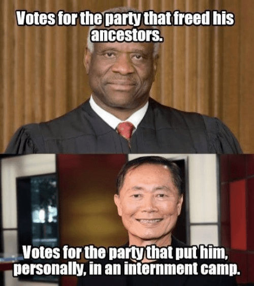 Clarence Thomas Richard Sakai