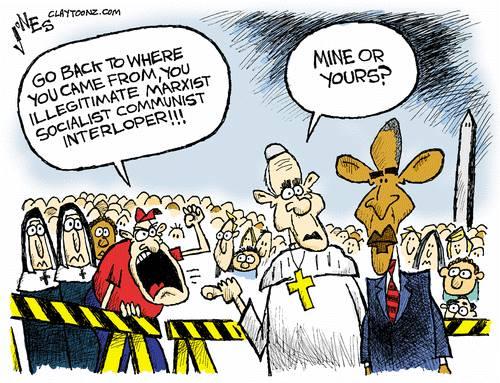 Communist pope president