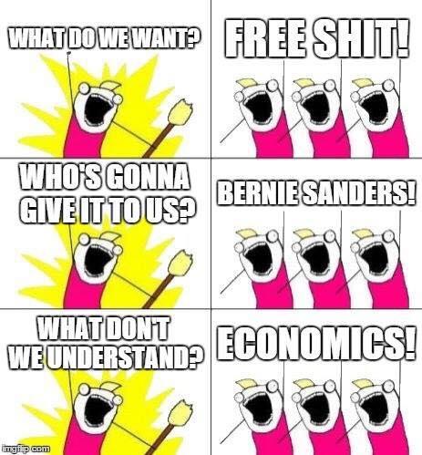 Don't understand economics