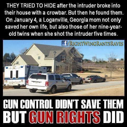 Gun control saves lives