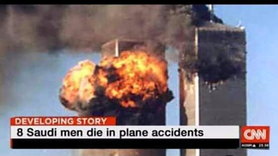 If the BBC and CNN covered 911 in the way they wanted to