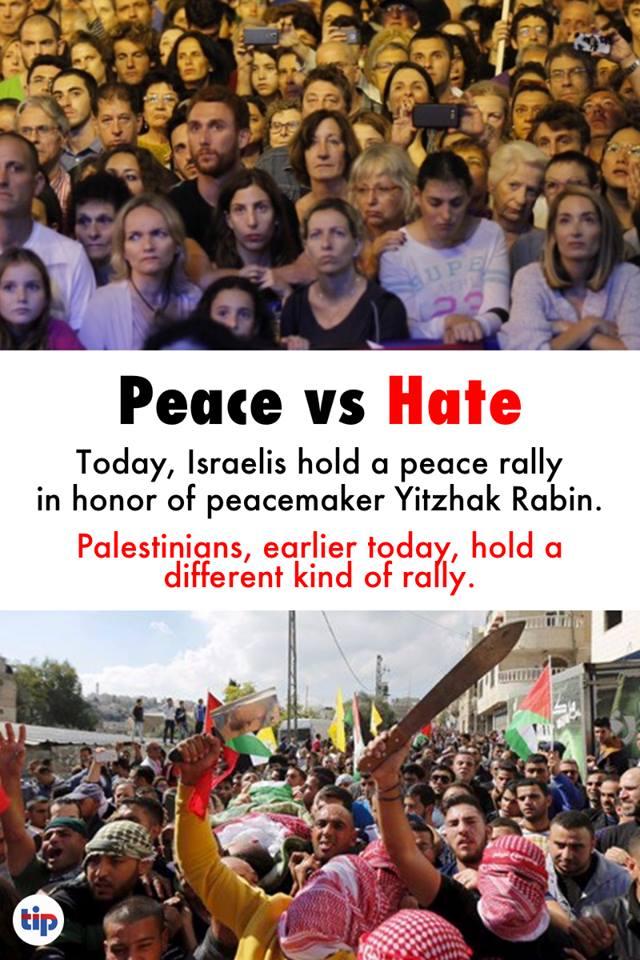 Israel v Palestine