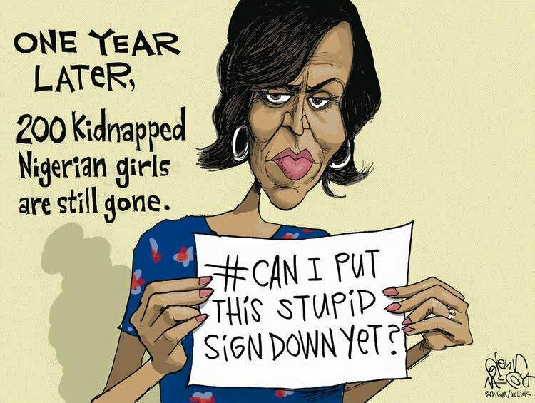 One year later kidnapped Nigerian girls
