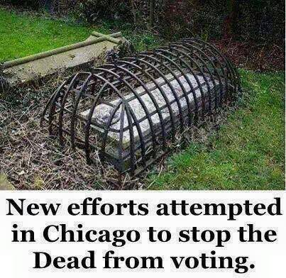 Stopping the dead from voting