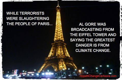 Al Gore Climate Change Terrorists