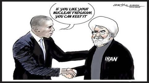 Obama Iran nuclear program