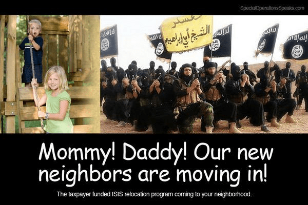 Our new neighbors radical Islam