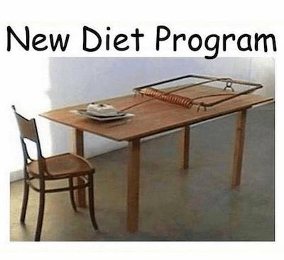 New diet program