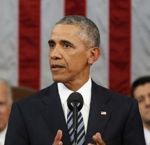 Barack Obama 2016 SOTU