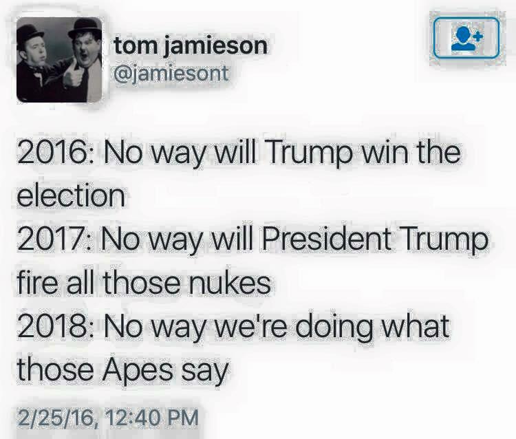 The future under Donald Trump