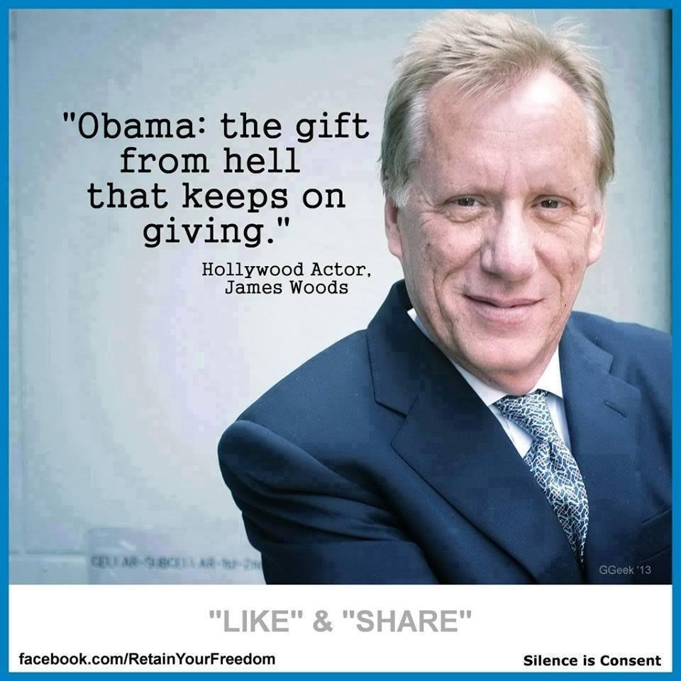 Obama is the gift from Hell