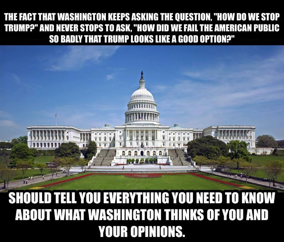 Washington Republicans in denial