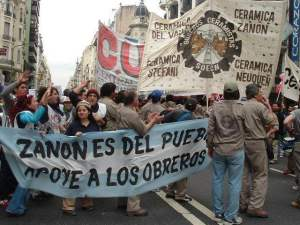 Memories of Argentina's economic crisis in 2001