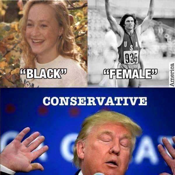 Trump not conservative
