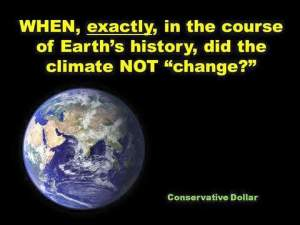 When-did-the-earths-climate-not-change