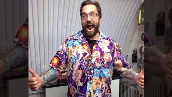 Astrophysicist shirt