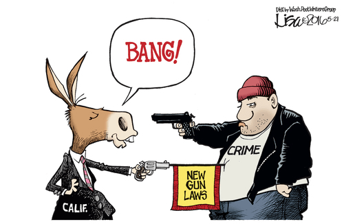 Guns California laws