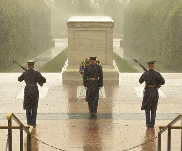 Military Tomb of the Unknown Soldier