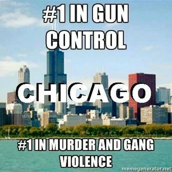 Guns Chicago