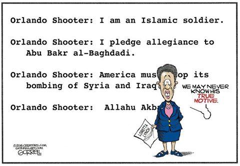 Islam Obama won't recognize