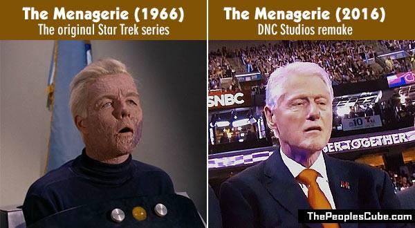 Hillary Bill isn't looking so goo