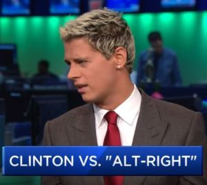 Milo Yiannopoulos and the Alt Right