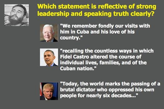 trump-the-only-one-correct-about-castro
