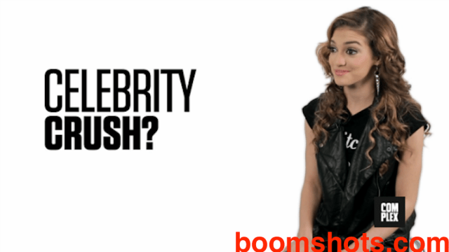 "Samantha J Reveals Crush On ""Bad Bwoy Bieber"""