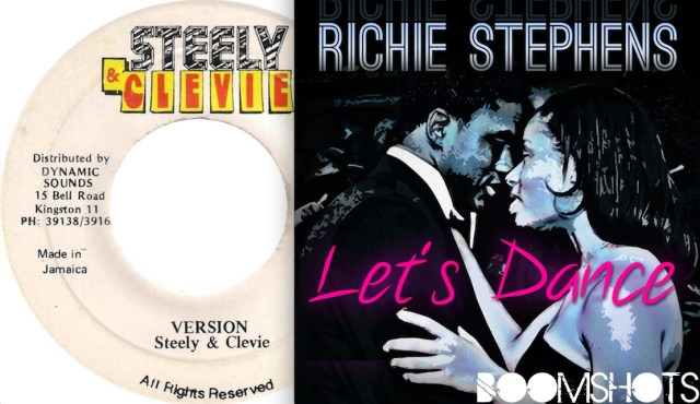 """HEAR THIS: Richie Stephens """"Let's Dance"""""""