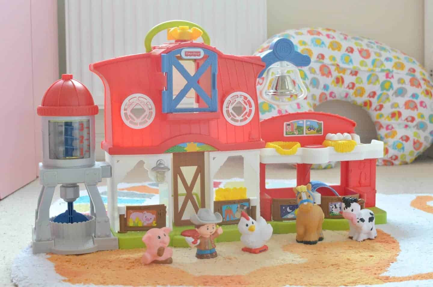 Dining Little People Caring Friends Animals Farm Little People Caring Animals Farm Review Fisher Price Little People Farm Play Set Fisher Price Little People Farm baby Fisher Price Little People Farm