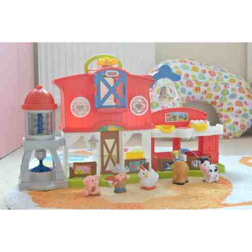 Medium Crop Of Fisher Price Little People Farm