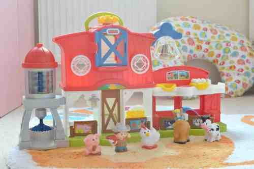 Medium Of Fisher Price Little People Farm