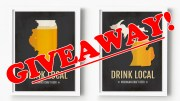 Drink Local SproutJam giveaway