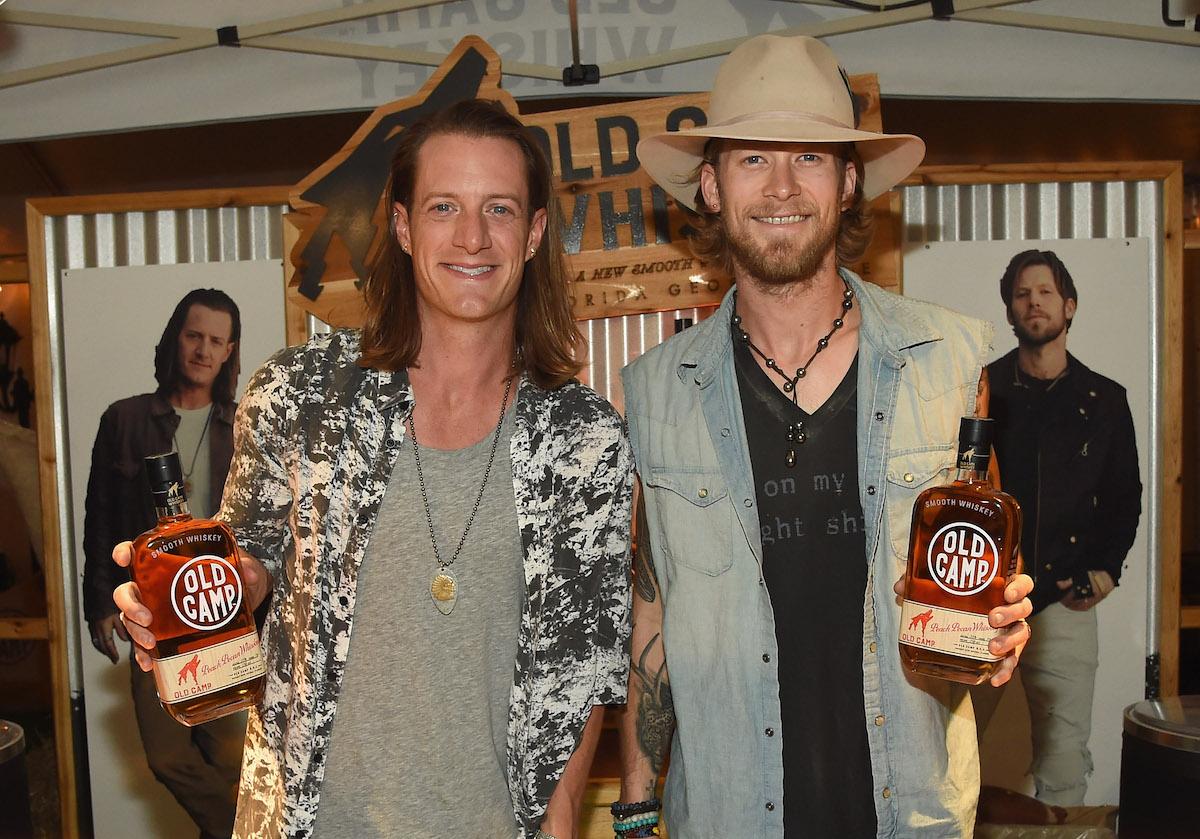 Florida Georgia Line released their own whiskey