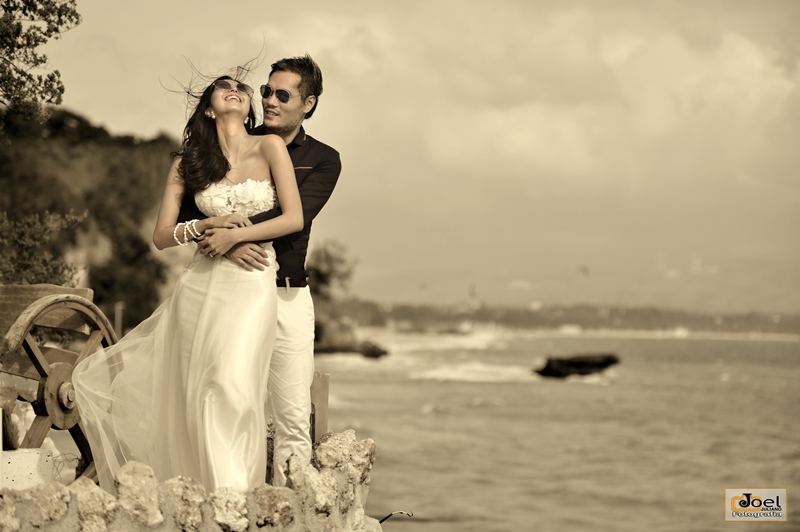 Chia and Elle – Magical Wedding in the Shore