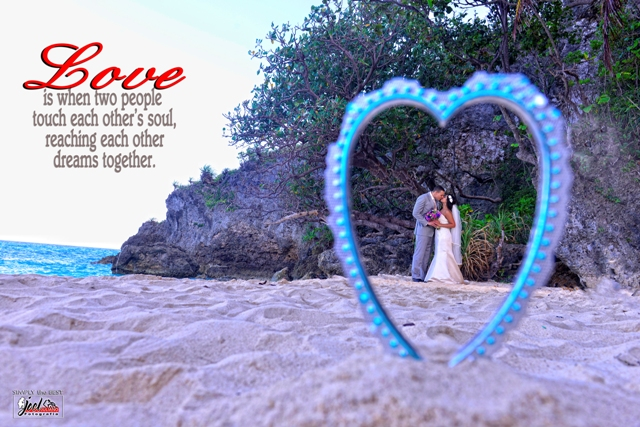 AJ & Audrey – Wedding Bells in Tropical Island