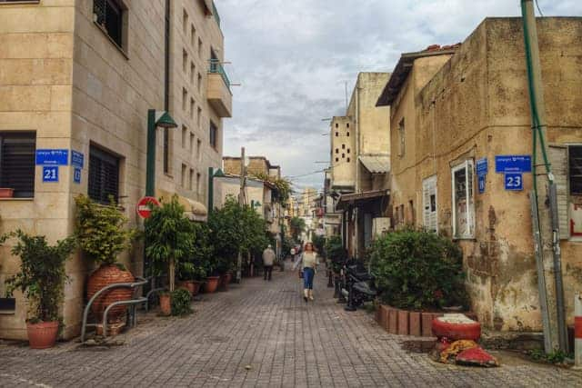 Yemenite Quarter, Tel Aviv, Israel